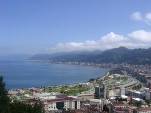 30 Agustos 2011 - Rize Kalesi