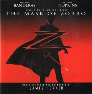 THe Mask of Zorro OST