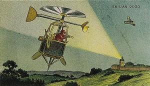 Casus helikopterleri öngörüsü...