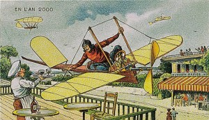 Tek kişilik uçağınızla giderken canınız bir şeyler atıştırmak isterse, lokantanın balkonuna yanaşıp içecek bir şeyler alabilirsiniz...
