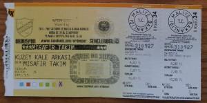 25 Mart 2012 - Orduspor0-0Genclerbirligi