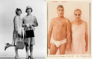 Tony Curtis & Jack Lemmon - Some Like It Hot (Annie Leibovitz)
