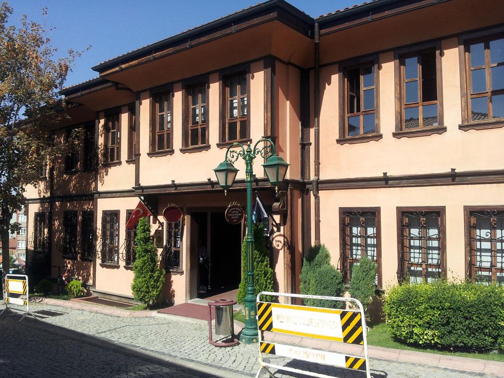 Cagdas Cam Sanatlari Muzesi, Eskisehir -00-  Hayat ...