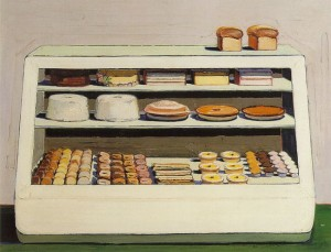 Wayne Thieband - Bakery Counter (1962)