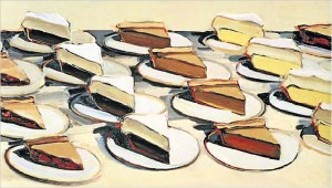 Wayne Thieband - Pies, Pies, Pies (1961)