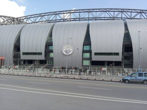 24 Subat 2013, Kayserispor-Genclerbirligi, Kadir Has Stadyumu -2-