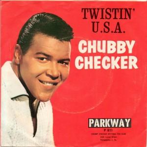 Chubby Checker - Twisting USA Album Cover