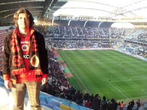 Mehmet Ali Cetinkaya - 24 Subat 2013, Kayserispor-Genclerbirligi, Kadir Has Stadyumu -3-