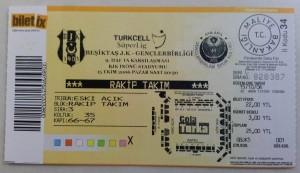 13 Ekim 2006 - Besiktas1-0-Genclerbirligi