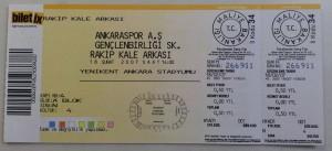 18 Subat 2007 - Ankaraspor-Genclerbirligi