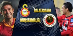 19 Aralik 2009 - Galatasaray1-0Genclerbirligi -2-