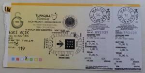 19 Aralik 2009 - Galatasaray1-0Genclerbirligi
