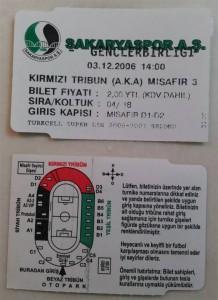 3 Aralik 2006- Sakaryaspor-Genclerbirligi