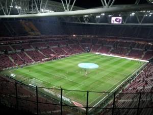 8 Mart 2013 - Galatasaray0-1Genclerbirligi Turk Telekom Arena -2-
