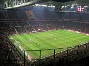 8 Mart 2013 - Galatasaray0-1Genclerbirligi Turk Telekom Arena -3-