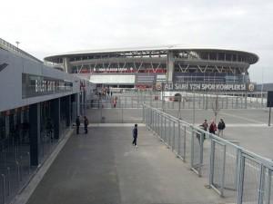 8 Mart 2013 - Turk Telekom Arena -3-