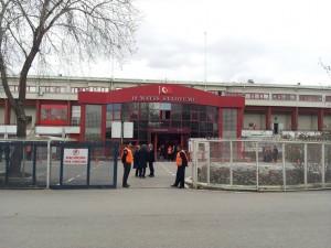 Ankara 19 Mayis Stadyumu, 16 Mart 2013 -04-