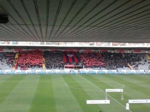 Ankara 19 Mayis Stadyumu, 16 Mart 2013 90. Yil Koreografi