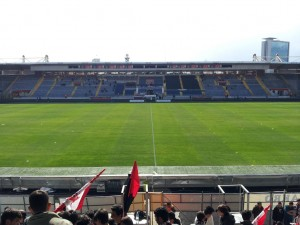 Ankara 19 Mayis Stadyumu, 16 Mart 2013 Genclerbirligi2-1Karabukspor -02-