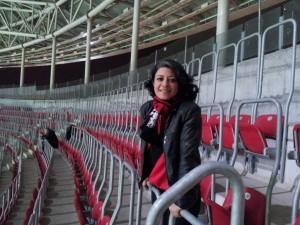Fahriye Sari - Galatasaray0-1Genclerbirligi Turk Telekom Arena