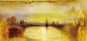 J.M.W. Turner - Chichester Canal
