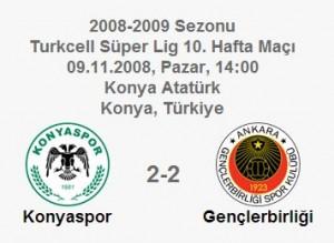Konyaspor-Gencler-2008