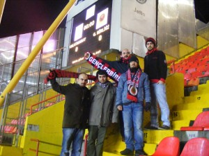 Mehmet Ali Cetinkaya - 11 Aralik 2010 Galatasaray0-2Genclerbirligi -1-