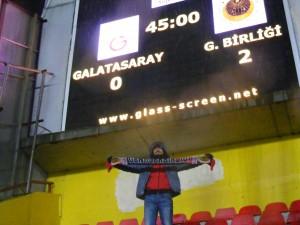 Mehmet Ali Cetinkaya - 11 Aralik 2010 Galatasaray0-2Genclerbirligi -4-