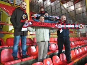 Mehmet Ali Cetinkaya - 11 Aralik 2010 Galatasaray0-2Genclerbirligi -8-