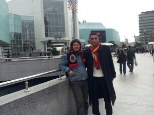Mehmet Ali Cetinkaya - 8 Mart 2013, Istanbul