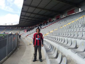Mehmet Ali Cetinkaya - Ankara 19 Mayis Stadyumu, 16 Mart 2013 Genclerbirligi2-1Karabukspor -01-