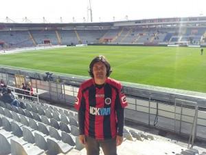 Mehmet Ali Cetinkaya - Ankara 19 Mayis Stadyumu, 16 Mart 2013 Genclerbirligi2-1Karabukspor -02-