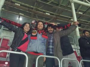 Mehmet Ali Cetinkaya - Galatasaray0-1Genclerbirligi Turk Telekom Arena -1-