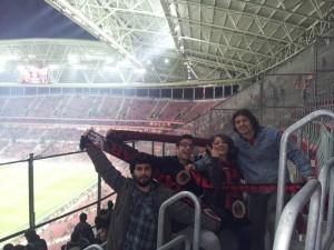 Mehmet Ali Cetinkaya - Galatasaray0-1Genclerbirligi Turk Telekom Arena -2-