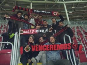 Mehmet Ali Cetinkaya - Galatasaray0-1Genclerbirligi Turk Telekom Arena -3-
