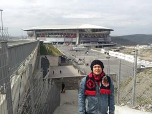 Mehmet Ali Cetinkaya - Turk Telekom Arena -1-