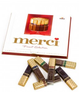 Merci - Finest Selection