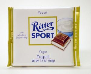 Ritter Sport - Yogurt