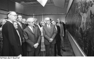 Werner Tubke & XI. Kunstausstellung der DDR, 1982