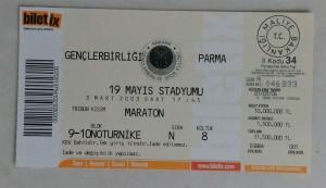 03.Mart.2004.UEFA.Kupasi.3.Tur.2.Maci.Genclerbirligi3-0Parma.Mac.Bileti