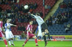 15.Ekim.2003.UEFA.Kupasi.1.Tur.2Maci.BlackburnRovers1-1Genclerbirligi -6-