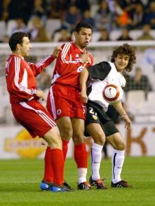 25.Mart.2004.UEFA.Kupasi.4.Tur.2.Mac.Valencia2-0Genclerbirligi -2-