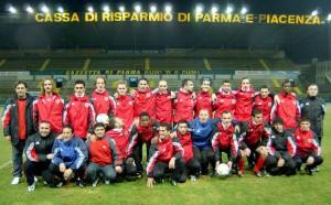 25.Subat.2004.UEFA.Kupasi.3.Tur.1.Maci.Parma.Antrenman -2-