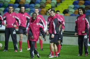 26.Kasim.2003.UEFA.Kupasi.2.Tur.2.Mac.Sporting.Lisbon.Antrenman -2-