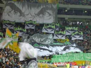 27.Kasim.2003.UEFA.Kupasi.2.Tur.2.Mac.Sporting.Lisbon0-3Genclerbirligi -1-