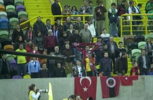 27.Kasim.2003.UEFA.Kupasi.2.Tur.2.Mac.Sporting.Lisbon0-3Genclerbirligi -2-