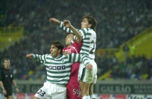 27.Kasim.2003.UEFA.Kupasi.2.Tur.2.Mac.Sporting.Lisbon0-3Genclerbirligi -3-