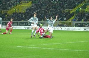 27.Kasim.2003.UEFA.Kupasi.2.Tur.2.Mac.Sporting.Lisbon0-3Genclerbirligi -4-