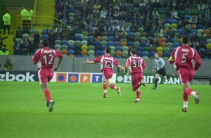 27.Kasim.2003.UEFA.Kupasi.2.Tur.2.Mac.Sporting.Lisbon0-3Genclerbirligi -5-