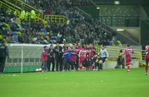 27.Kasim.2003.UEFA.Kupasi.2.Tur.2.Mac.Sporting.Lisbon0-3Genclerbirligi -6-